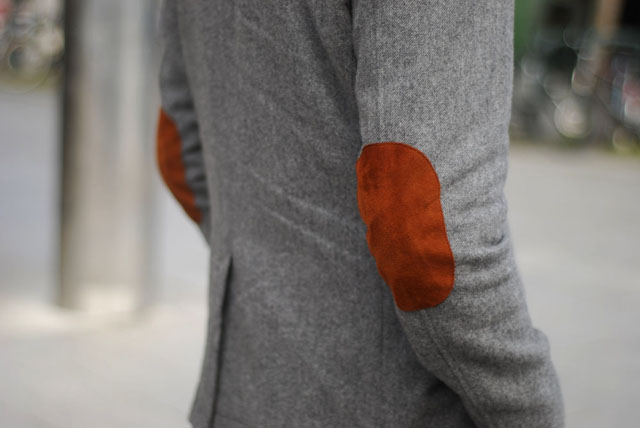 READY-MADE ELBOW PATCHES